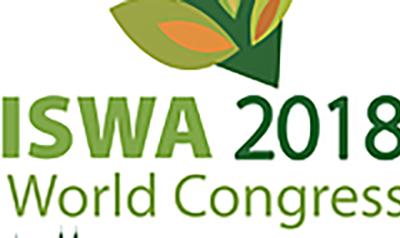 22-24/10/2018: ISWA 2018