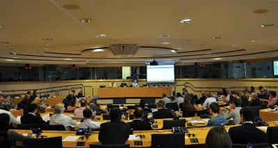 2nd ELFM Seminar in European Parliament: 20/11