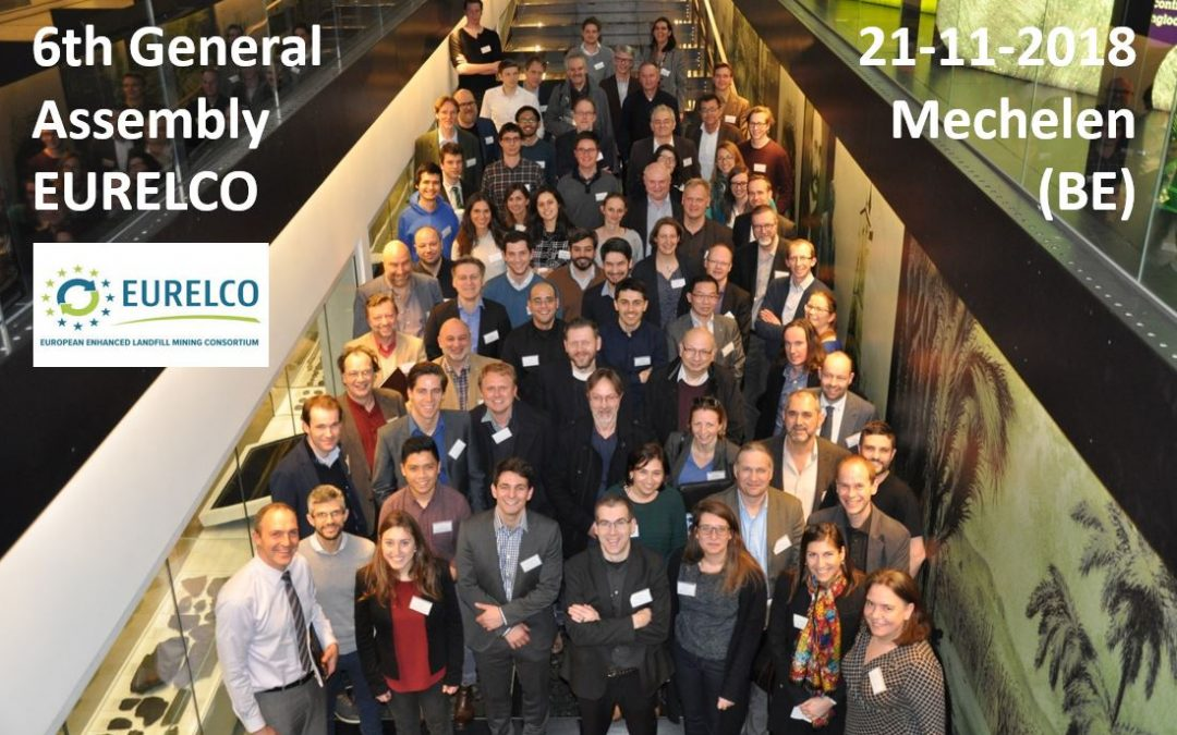 Register for the 6th EURELCO General Assembly (21-11-2018)