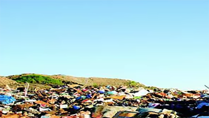Inventarisation of materials at the REMO landfill and their valorisation potential