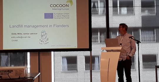 WRF COCOON workshop on landfill management: lessons learned