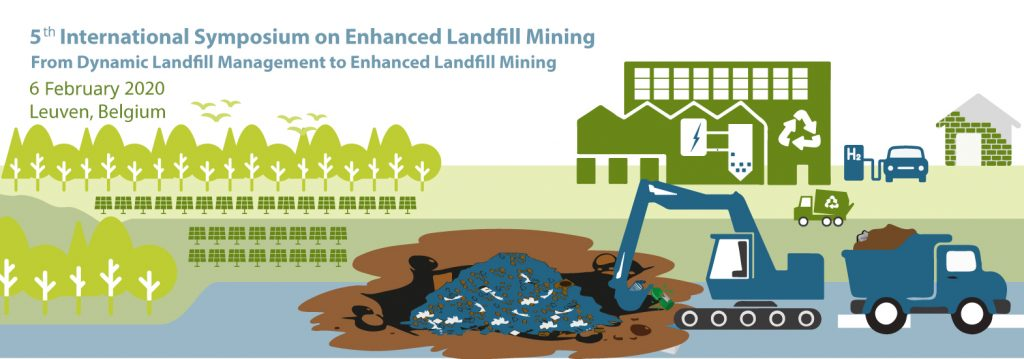 5th International Symposium on Enhanced Landfill Mining (ELFM V)