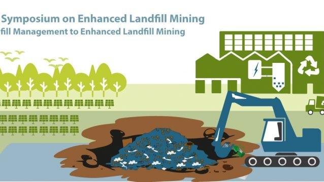 Register for the 5th Enhanced Landfill Mining Symposium (Leuven, Febr. 6, 2020)