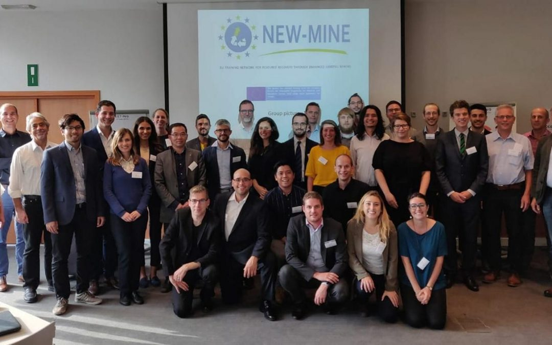"NEW-MINE organises workshop on ""Strategies for landfill mining"" at Sardinia 2019"